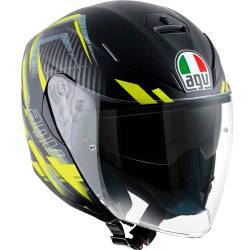 CASCO AGV K-5 JET URBAN HUNTER