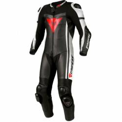 MONO DAINESE D-AIR RACING (AIRBAG) NEGRO/BLANCO
