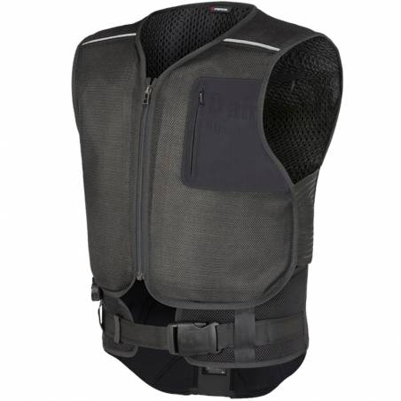 CHALECO DAINESE D-AIR STREET (AIRBAG) NEGRO