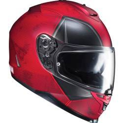 CASCO HJC IS-17 DEADPOOL