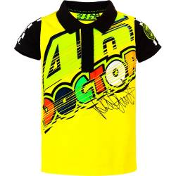 POLO VR46 VALENTINO ROSSI THE DOCTOR INFANTIL