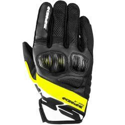 GUANTES SPIDI FLASH-R EVO PERFORADOS AMARILLOS