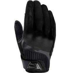 GUANTES SPIDI G-FLASH TEX GLOVE NEGRO