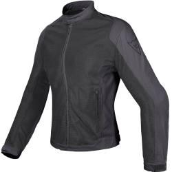 CHAQUETA DAINESE AIR-FLUX D1 LADY PERFORADA NEGRA