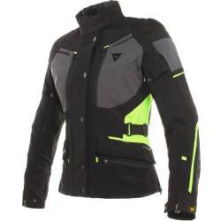 CHAQUETA DAINESE CARVE MASTER 2 LADY GORE-TEX NGR/AMR