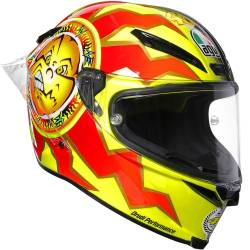 CASCO AGV PISTA GP R ROSSI 20 YEARS EDIT LIMIT