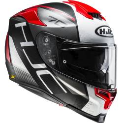 CASCO HJC RPHA70 VIAS MC1SF ROJO