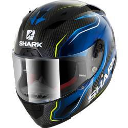 CASCO SHARK RACE-R PRO CARBON GUINTOLI 2018 DBY