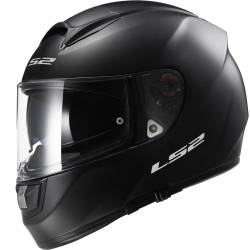 CASCO LS2 VECTOR FT2 NEGRO MATE