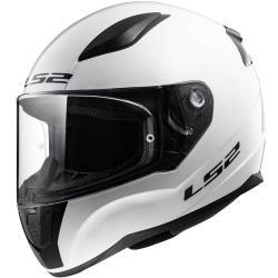 CASCO LS2 RAPID BLANCO