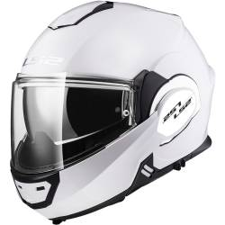 CASCO LS2 VALIANT BLANCO...