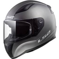 CASCO LS2 RAPID TITANIO MATE