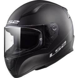CASCO LS2 RAPID NEGRO MATE