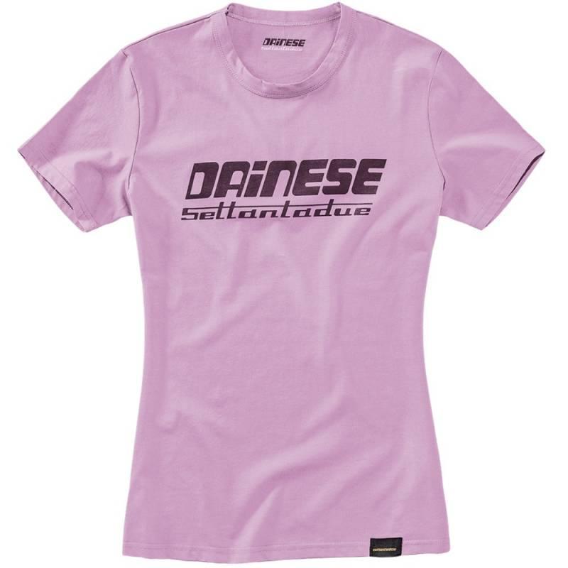 CAMISETA DAINESE SETTANTADUE LADY PINK - Dainese Madrid b2aa29b629232