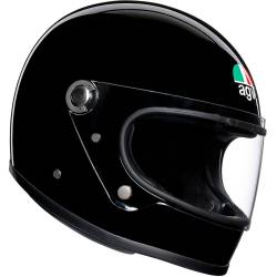 CASCO AGV LEGENDS X3000 NEGRO