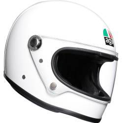 CASCO AGV LEGENDS X3000 BLANCO