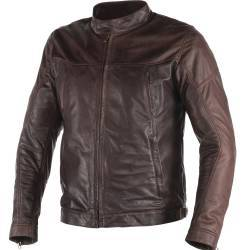 CHAQUETA DAINESE HESTON DARK BROWN
