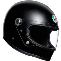 CASCO AGV LEGENDS X3000 NEGRO MATE