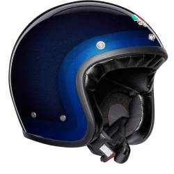 CASCO AGV X70 LEGENDS TROFEO BLUE
