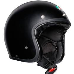 CASCO AGV X70 LEGENDS NEGRO MATE