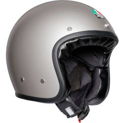 CASCO AGV X70 LEGENDS GRIS MATE