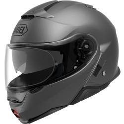 CASCO SHOEI NEOTEC 2 MATT DEEP GREY