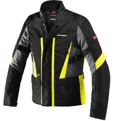 CHAQUETA SPIDI TRAVELER 2 H2OUT FLUOR