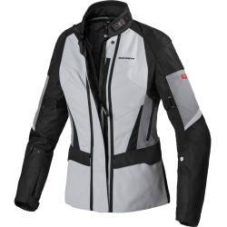 CHAQUETA SPIDI TRAVELER 2 H2OUT LADY GRIS