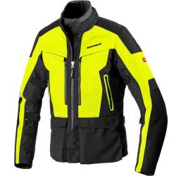 CHAQUETA SPIDI VOYAGER 4 H2OUT FLUOR
