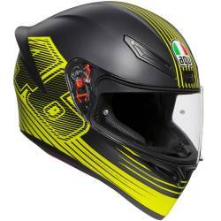CASCO AGV K1 ROSSI EDGE 46