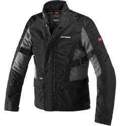 CHAQUETA SPIDI TRAVELER 2 H2OUT NEGRA