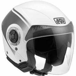 CASCO AGV CITYLIGHT WORLD GRIS