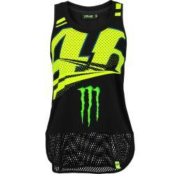 CAMISETA VR46 VALENTINO ROSSI TANK TOP MONSTER DUAL MONZA