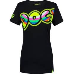 CAMISETA VR46 VALENTINO ROSSI WOMAN THE DOCTOR