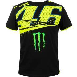 CAMISETA VR46 VALENTINO ROSSI 46 MONSTER