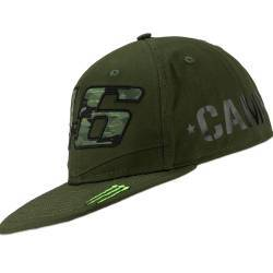 GORRA VALENTINO ROSSI 46 MONSTER CAMP
