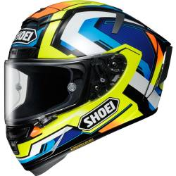 CASCO SHOEI X-SPIRIT III BRINK TC10