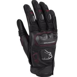 GUANTES BERING BOOST-R NEGRO