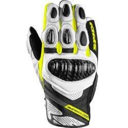 GUANTES SPIDI CARBO 4 COUPE AMARILLO