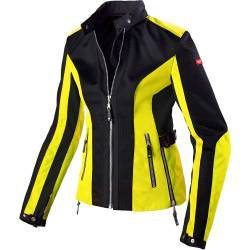 CHAQUETA SPIDI SUMMERNET LADY AMARILLO
