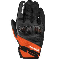GUANTES SPIDI FLASH-R EVO PERFORADOS NARANJA