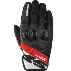 GUANTES SPIDI FLASH-R EVO PERFORADOS ROJO