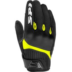 GUANTES SPIDI G-FLASH TEX GLOVE LADY NEGRO/AMR