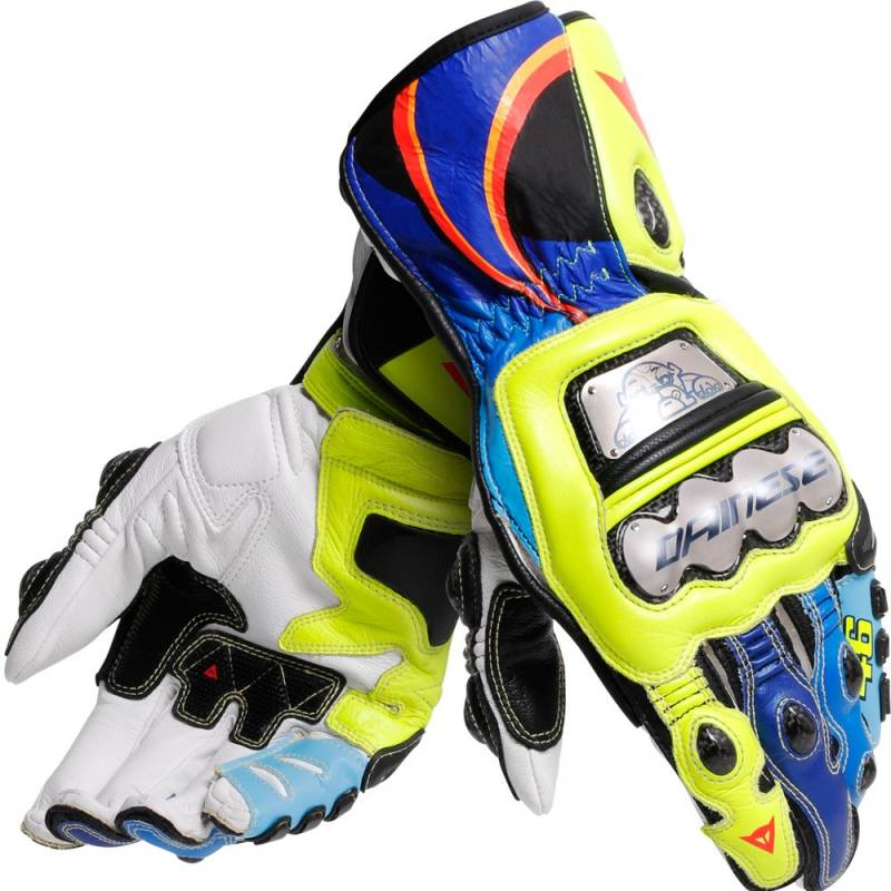 334e0c0b47b GUANTES DAINESE FULL METAL 6 REPLICA ROSSI VR46 - Dainese Madrid