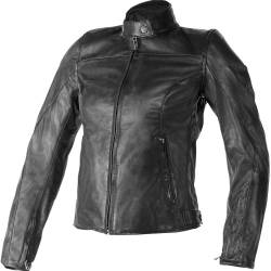 CHAQUETA DAINESE MIKE PIEL LADY NEGRO
