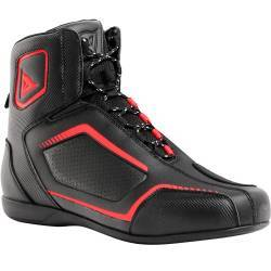 BOTIN DAINESE RAPTORS AIR SHOES NEGRO/FLUOR