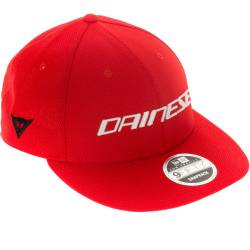 GORRA DAINESE LP 9FIFTY DIAMOND ROJA