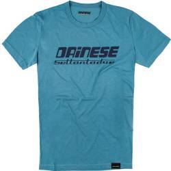 CAMISETA DAINESE SETTANTADUE LIGHT-BLUE
