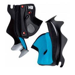 CARRILLERAS CASCO SHARK SPARTAN