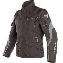 CHAQUETA DAINESE TEMPEST 2 D-DRY NEGRO/GRIS